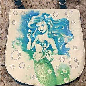 Disney's Little Mermaid crossbody NWT